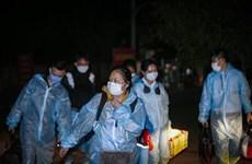 越南无新增新冠肺炎确诊病例 累计康复病例1062例