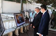 纪念越南与阿尔及利亚建交58周年图片展在阿尔及利亚举行