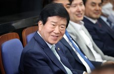 韩国国会议长朴炳锡访越之旅是双方关系密切的体现