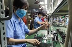 2020年10月越南全国企业复工复产率增长10.4%