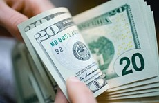 30日上午越盾对美元汇率中间价持续下调