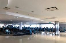 把在澳大利亚和新西兰滞留的350多名越南公民接回国