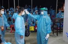 新冠肺炎疫情:越南无新增病例114例继续接受治疗