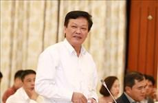 政府例行新闻发布会:将对有关试点实施胡志明市特殊发展政策和机制的决议3年执行情况进行核查