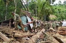严格落实政府总理有关克服灾害后果的指导意见