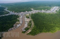 越南旅游:金瓯省提出2025年接待游客270万人次的目标
