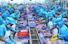 胡志明市食品生产及加工行业继续增长