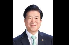 韩国国会议长朴炳锡对越南进行正式访问