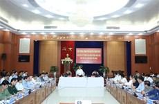 阮春福总理:尽自己的能力帮助灾民渡过难关