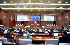 柬埔寨国会通过有关与越南的陆地边界勘界立碑工作的议定书