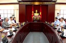 越南通讯社伸出援手帮助承天顺化省受灾群众度过难关