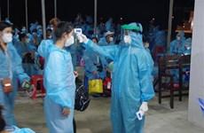 越南无新增新冠肺炎确诊病例   严防疫情渗透危机