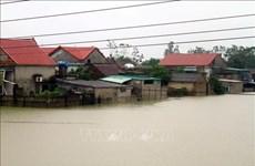 荷兰政府为越南中部开展灾后重建工作提供200万欧元援助