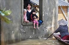 旅居乌克兰越南人捐助越南中部各省灾民