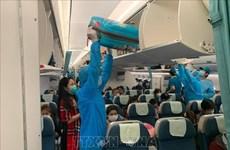 越南将滞留在马来西亚的近290名公民接回国