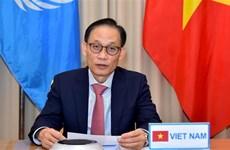 越南愿为国际社会应对时代挑战作出负责任的贡献