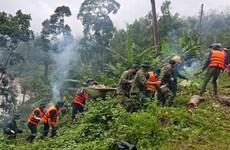 广南省南茶媚县泥石流事故:找到第9名遇难者遗体 仍有13人失踪