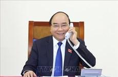 ASEAN 2020: 政府总理阮春福与泰国总理巴育举行电话会谈