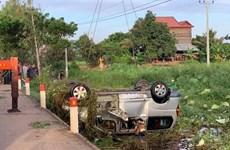 6名越南公民在柬埔寨暹粒市交通事故中遇难