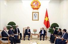 政府总理阮春福:与俄罗斯的合作是越南长期的优先之一