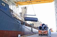2020年10月越南和发集团钢材销售量超过38万吨