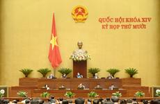 越南第十四届国会第10次会议公报(第十号)
