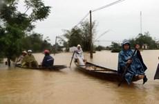 越南侨胞心系中部灾民