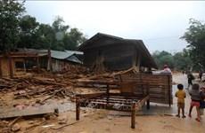 越南政府颁布救助决议  为自然灾害造成房屋损失的灾民提供援助
