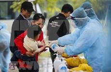 11月6日下午越南新增两例境外输入新冠肺炎确诊病例