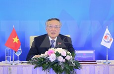 ASEAN 2020:越南最高人民法院院长阮和平当选为东盟首席法官理事会主席
