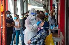 新冠肺炎疫情仍在肆虐东南亚