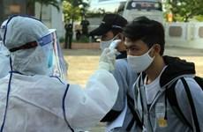 越南新增1例输入性新冠肺炎确诊病例