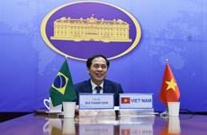 第7次越巴外交部副部长级政治磋商以视频方式举行