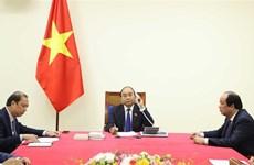 越南与泰国承诺加强合作