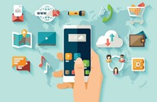 隆安省:电子商务对接 推广农业品牌