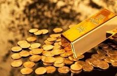 11月9日上午越南国内市场黄金价格保持稳定