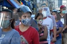 新冠肺炎疫情:柬埔寨关闭全国娱乐场所  菲律宾新增死亡病例54例