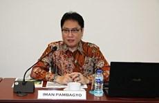 印尼加大与重要伙伴的贸易谈判力度