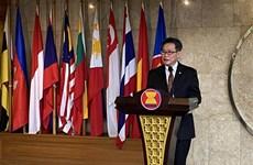 东盟秘书长林玉辉对第37届东盟峰会的结果寄予厚望