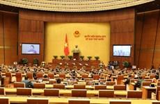 国会第十次会议:专题询问和回答询问活动充分反应国家5年来的变化