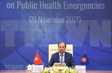 阮国勇副外长:越南在担任2020年东盟轮值主席国期间所提出的目标任务取得预期成效