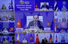 2020年东盟轮值主席国:提升东盟应对各种挑战的主动性