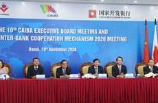 加强ASIBA各成员银行之间的合作