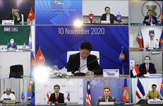 ASEAN 2020: 印尼政府相信RCEP将于今年正式签署