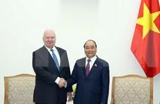 越南政府总理阮春福:推动越俄贸易额早日实现100亿美元的目标