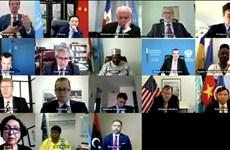 越南与联合国安理会:由利比亚人引领的和平进程是利比亚问题的唯一解决方案