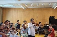 """""""银河音乐晚会""""——越南音乐人的交流平台"""