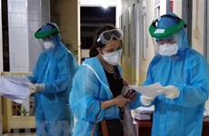 新冠肺炎疫情:11月12日下午越南新增一例境外输入性确诊病例