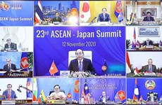ASEAN 2020:泰国提出东盟与日本开展合作领域  印尼提出促进东盟和基本经济复苏的措施