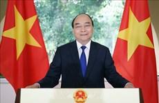 政府总理阮春福出席第三届巴黎和平论坛并发表重要视频讲话